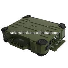 20W portable solar camping generator
