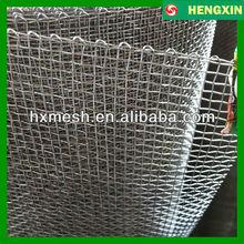 Galvanized Square wire mesh 4x4 Square wire mesh fence