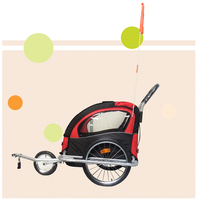 Luxury pet stroller for big pet