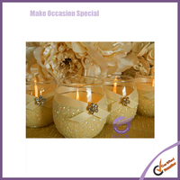 k6735 wholesale fancy glass candle holder
