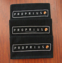 Sales promotion cotton gym/sport/hand towel with logo