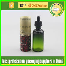 round paper tube for gift packaging elegant printing paper box with special design paper box with coated paper