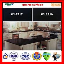 Quartz stone kitchen bar counter designs