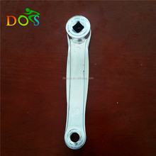 Customized bicycle sprocket crank Casting steel bike crank