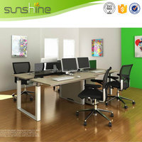 New style economic kd office modular workstation