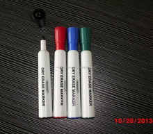 high quality and cheapest white board marker/skin marker pen with clip