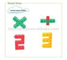 Bloques de construcción de juguetes para niños
