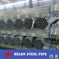 tubería / tubo de acero galvanizado de calibre barato 0.7-2.2mm
