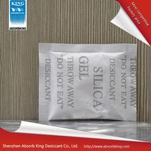 raw material product silica gel bulk