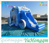 2015 Hot Sale Cheap Frozen Inflatable Bouncer Combo with Slide for Kids