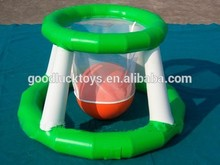 inflatable water basketball,inflatable basketball hoop,mini inflatable basketball GK-WG23