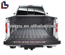Custom high abrasion-resistant UHMWPE liner for trucks