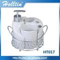 ht017 acessórios do banheiro cerâmica com stell torre