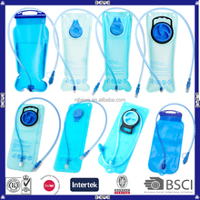 customized hot sell good quality camping and hiking use portable foldable water bag