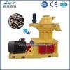 1-1.5ton/h elephant grass pellet machine diesel driven rice husk pelletizing mill