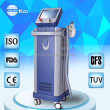 Virtually painless 808nm laser hair removal machine diode