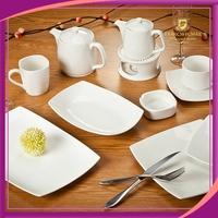 Eurohome factory supplier ceramic porcelain discount dinnerware