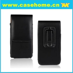 universal PU leather belt clip pouch case cover holder holster for nokia lumia 720