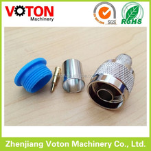 N Male Connector plug for RG214 Cable Crimp type