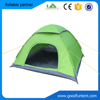 fashion design manual open double layer folding tent truck camper