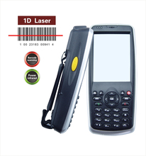 pda phone with rugged design IP54 with wifi barcode scanner