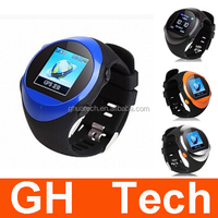 1.5 inch gps phone watch with SOS and support MP3 player