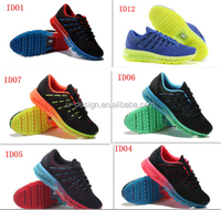 Free Shipping 2016 New Arrival Men Running Shoes, breathable men running shoes mesh outdoor sports shoes size :40-45