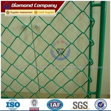 high quality 5 foot plastic coated chain link fence