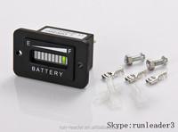 manufacturer of battery indicator RL-BI003 Digital LED State Battery Charge Indicator 12V&24V,24V,36V,48V,72V