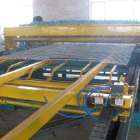 Hot sale! best price automatic wire fence making machine (factory direct sale)