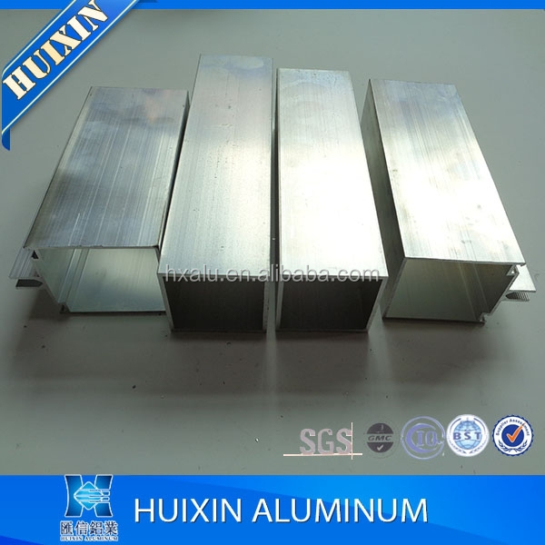 Anodized Aluminum Curtain Wall : Anodized silver aluminum curtain wall hw hardness buy
