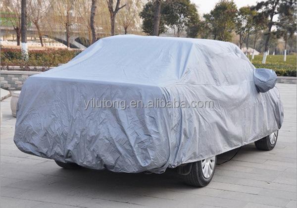 Made In China Waterproof PEVA Material Folding Garage Car Cover