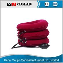Three Tubes Air Pump Neck Brace Cervical Support Collar Cervical Massage