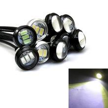 Car Led Daytime Running Light 23mm LED Car Light reversing lamp Led Eagle Eye