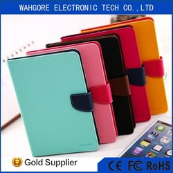 Korea hot model tablet case for ipad case mercury case for ipad1/2/3/4/5 mini