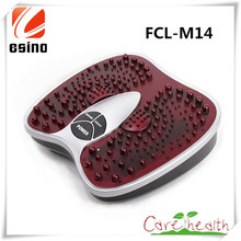 Regulation of Blood System Function Vibrating Blood Circulation Foot Massager with CE, ROHS