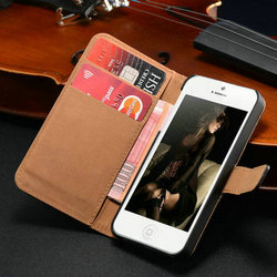 Best sale cheap price custom leather color mobile phone bags & cases for Iphone 4 4S 5 5S 6