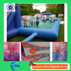 inflatable belly bumper ball/ body zorbing bubble ball for sale