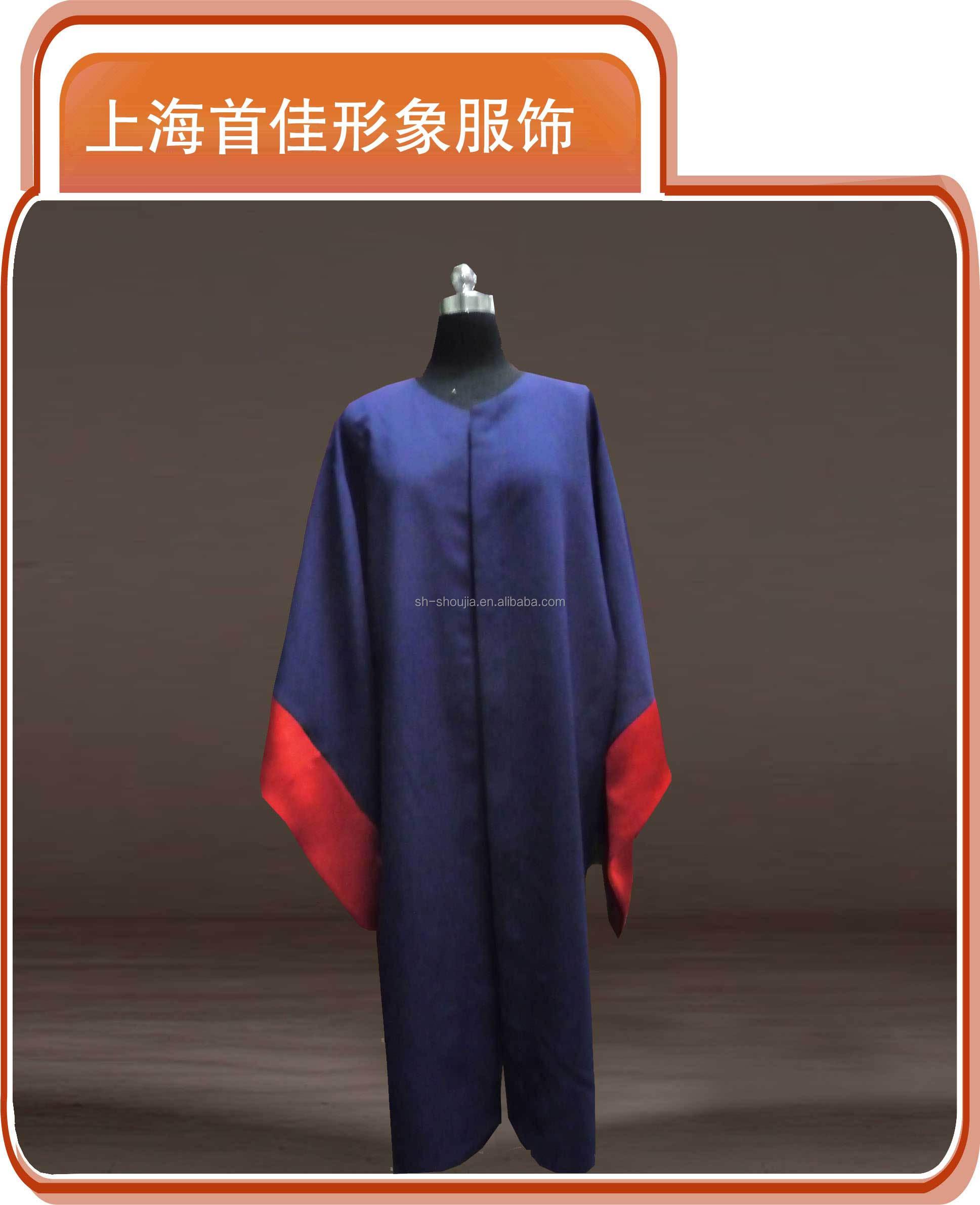 Doctor Graduation Gown,Graduation Apparel,Doctor\'s Gown - Buy Doctor ...