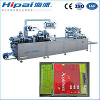 New Condition Automatic Credit Card Blister Packaging Machine