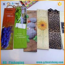 Hot sale art paper printing custom paper goody bag for shopping