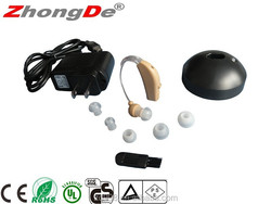 BTE rechargeable acousticon hearing aid