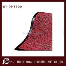 Supermarket carpet/PVC mat in roll/hotel floor mat