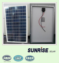 buy direct from china manufacture photovoltaic cells price 80W solar panels