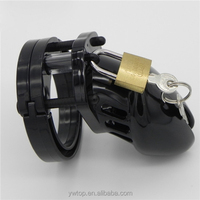 Male Metal Chastity Device Adult Products Sex Unique Toys for man Penis Cock Lock Belt CB6000S Small size