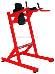 2015 hammer machines/Vertical Ab Up & Dip/abdominal exercise equipment