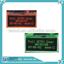 supply customized small cog display lcd 16x3 dots