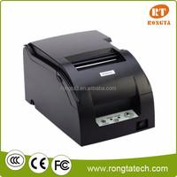 76mm impact printer, impact receipt printerRP76III with 9 pins dot mtrix