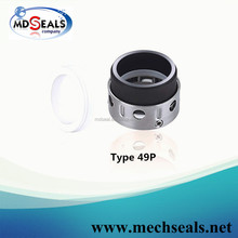 Type 49P PTFE wedge mechanical seal/machines plastic seal parts