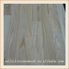 paulownia finger jointed panels/board for construction with natural color